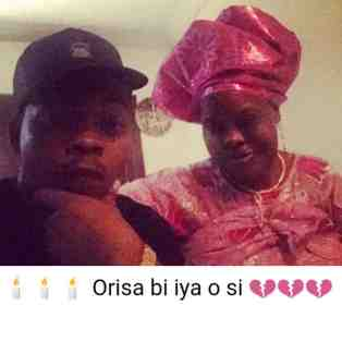 BREAKING NEWS!! YBNL Boss Olamide Loses His Mum