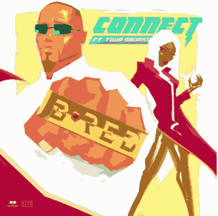 B-Red ft. Tiwa Savage – Connect