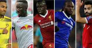 Who Will Win The BBC African Footballer Of The Year? (vote Now!)