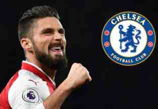Arsenal want Chelsea to pay £35m for Giroud