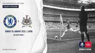 FA CUP: Chelsea Vs Newcastle United (Live Streaming)
