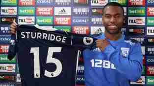 BREAKING NEWS: Sturridge makes loan switch to West Brom